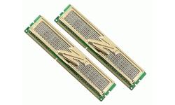 OCZ Gold 4GB DDR3-1600 CL8 Low Voltage kit