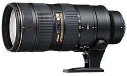 Nikon AF-S 70-200mm f/2.8G ED VRII