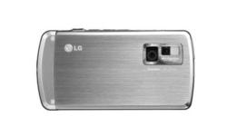 LG KE970 Shine Silver