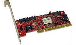 Addonics 4x SATA RAID5 JBOD PCI Controller