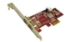 Addonics 2-port FireWire PCI-E x1