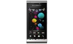 Sony Ericsson U1 Satio Silver