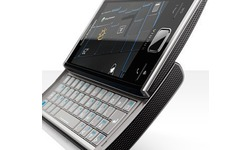Sony Ericsson X2 Elegant Black