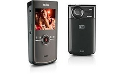 Kodak Zi8 Pocket Video Camera Black