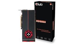 Club 3D Radeon HD 5850 1GB (DiRT 2)