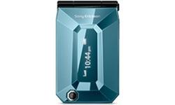 Sony Ericsson F100 Jalou Aquamarine Blue