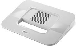 Choiix Air Through Stash Notebook Cooling Pad White