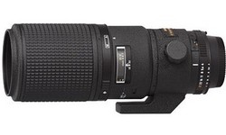 Nikon 200mm f/4D ED-IF AF Micro