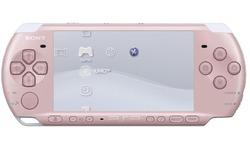Sony PSP Lilac Slim & Lite Blossom Pink