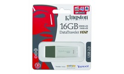 Kingston DataTraveler 102 Green 16GB