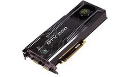 XFX GeForce GTX 260 Back Edition 896MB