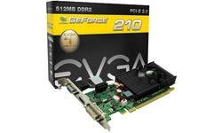 EVGA GeForce 210 512MB