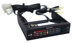 Aerocool EasyWatch Black