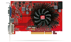 Sweex Radeon HD 3650 AGP 512MB