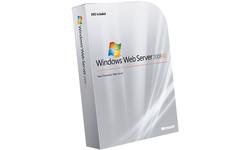 Microsoft Windows Web Server 2008 R2 EN