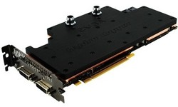 EVGA GeForce GTX 295 CO-OP Hydro Copper