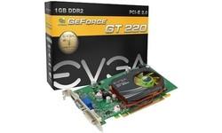 EVGA GeForce GT 220 DDR2 1GB