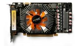 Zotac GeForce GTS 250 1GB (custom cooler)