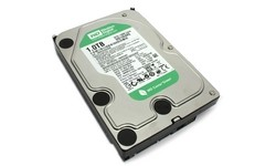 Western Digital Caviar Green 1TB (SATA2, 64MB)