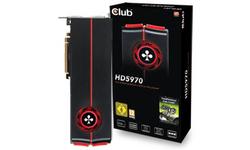Club 3D Radeon HD 5970 2GB