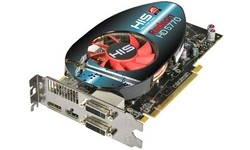HIS Radeon HD 5770 Fan 1GB (2x DVI)