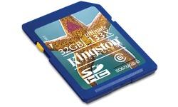 Kingston Ultimate Class 6 SDHC 32GB