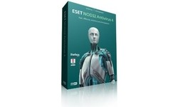Eset NOD32 Antivirus 4 2-year