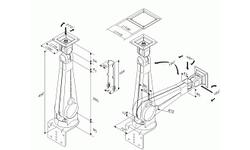 NewStar FPMA-D100 LCD/TFT Desk Mount