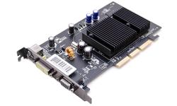 XFX GeForce 6200LE AGP 512MB