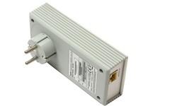 ZyXEL PLA-407 Powerline Pass-thru Ethernet Adapter kit