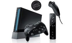 Nintendo Wii Black Limited Edition