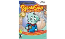 Pajama Sam: Don't Fear The Dark (Wii)