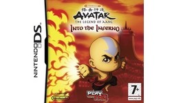 Avatar: Into The Inferno (Nintendo DS)