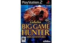 Zoo Digital Cabela's, Big Game Hunter 2005 Adventures (PlayStation 2)