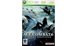 Ace Combat 6, Fires Of Liberation (Xbox 360)