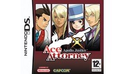 Ace Attorney, Apollo Justice (Nintendo DS)