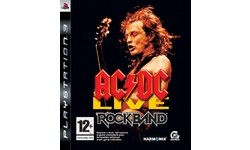 AC/DC Live, Rock Band Track Pack (PlayStation 3)
