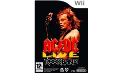AC/DC Live, Rock Band Track Pack (Wii)