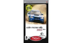 Colin McRae Rally 2005 Plus (PSP)