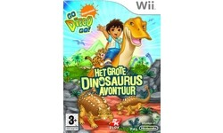 Go Diego Go, Het Grote Dinosaurus Avontuur (Wii)