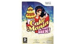 Cake Mania, In The Mix (Wii)
