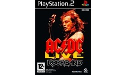 AC/DC Live, Rock Band Track Pack (PlayStation 2)
