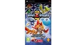 Invizimals (PSP)