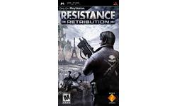 Resistance, Retribution (PSP)