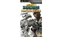 Socom, U.S. Navy Seals Fireteam Bravo 3 (PSP)