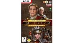 Imperium Romanum + Emperor Expansion, Gold Edition (PC)
