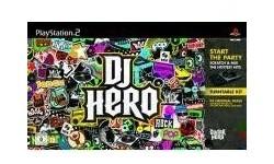 DJ Hero, Bundle (PlayStation 2)