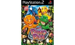 Buzz Junior, Dino Den (PlayStation 2)