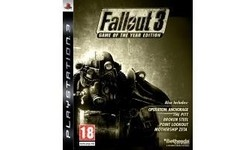 Fallout 3, Game of the Year Edition (PlayStation 3)