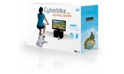 BigBen Bundle Cyberbike Wii